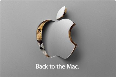 Mac os 10.7 Lion sneak peak