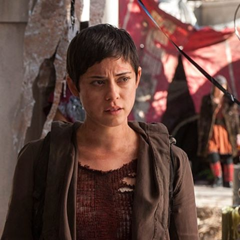 Brenda from Scorch Trials